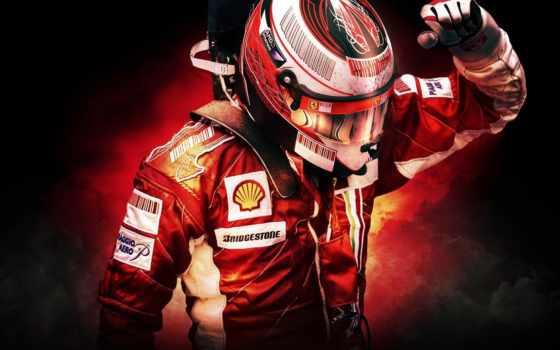 formula, пилот, формулы, race,