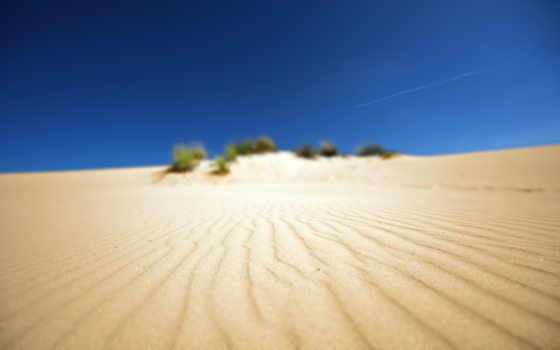 песок, пляж, пустыня