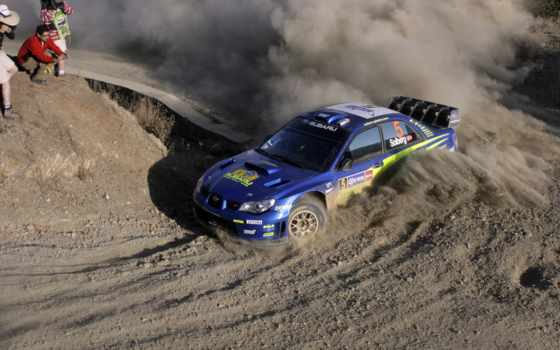 wrc, subaru, машина, авто, спорт, rally, impreza, race, занос, пыль,