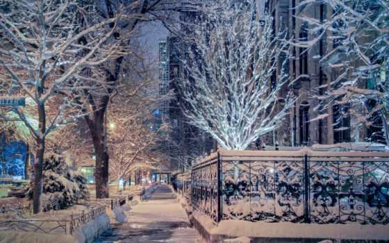 winter, снег, россия, мбоу, гимназия, город, hack,