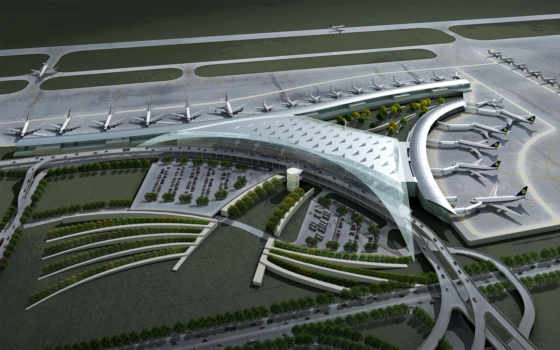 airport, gt, and, architecture, models, wallpaper,