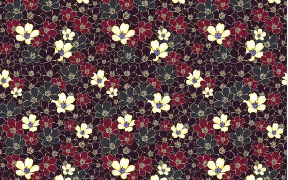 ткань, cvety, текстуры, лепестки, контур,