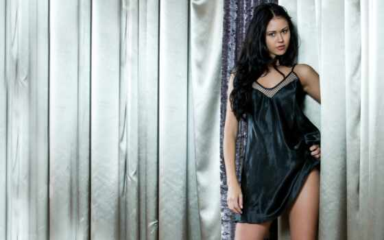 macy, модель, девушка, brunette, curtains, страница, шторы,