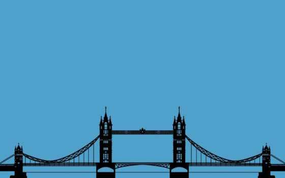 bridge, tower Фон № 634 разрешение 2560x1600