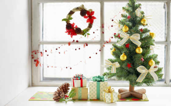 christmas, новый