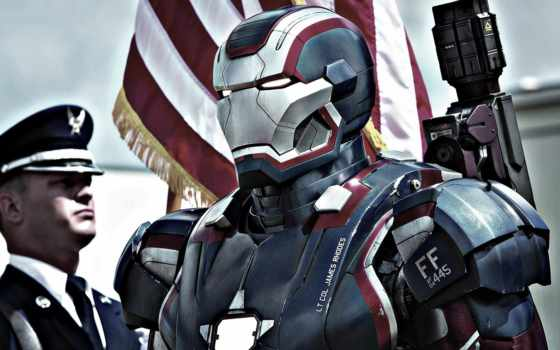 железный, iron, патриот, мужчина,