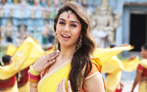 hansika, motwani, saree, photos, free,