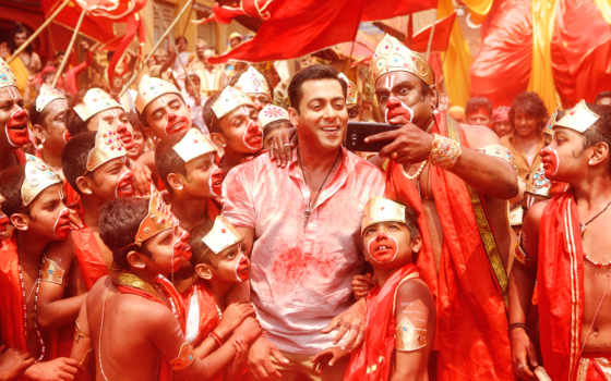 khan, песнь, selfie, salman, bajrangi, bhaijaan,