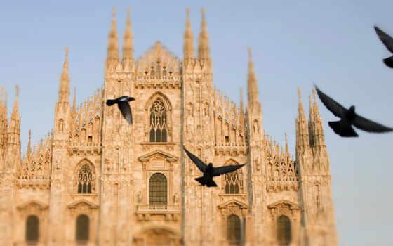 cathedral, milan, duomo