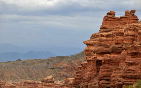 каньон, чарынский, kazakhstan