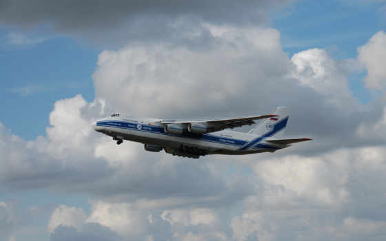 самолёт, военно, взлёт, грузовой, ан, транспортный, полет,