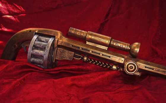 cargador, pistola, con