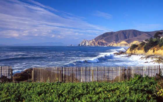 california, красавица, views