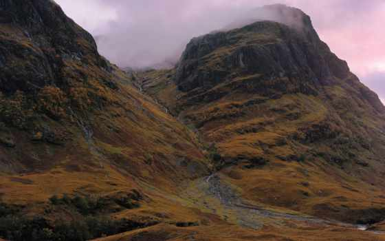glen, coe, highlands
