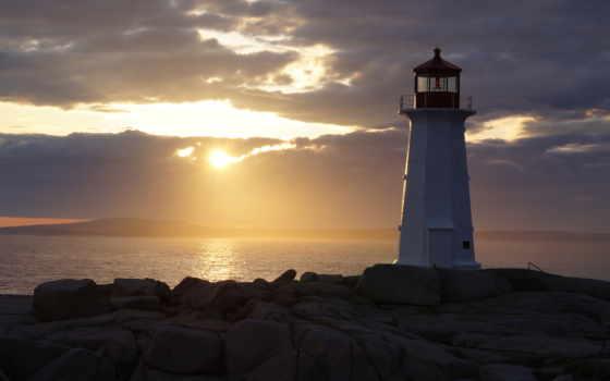 ecran, fonds, phare, fond, фото, дуб, legends, lighthouse, angled,