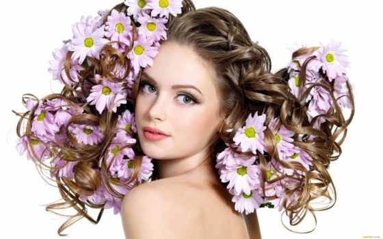 волос, волосы, волосами, за, седины, когда, девушек, народные, средства, выпадения,