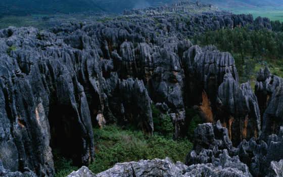 горы, black, склоне, смотреть, park, oboi, дракон, скалы, природа, pattern,
