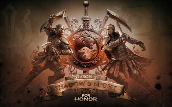 honor, might, shadow