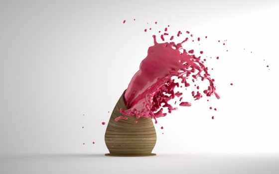 pinksplosion, art