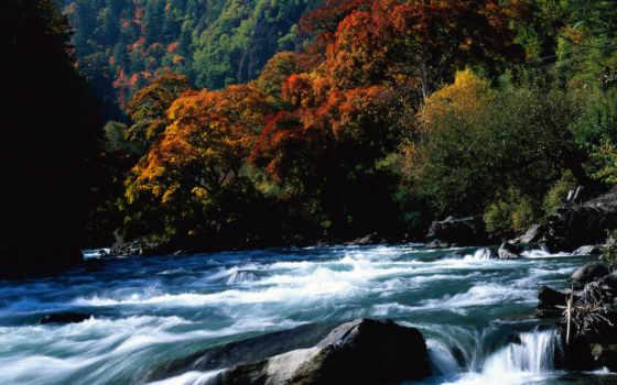 осень, china, природы