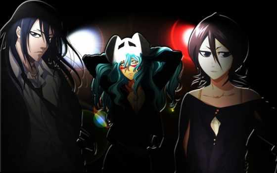anime, bleach, блич