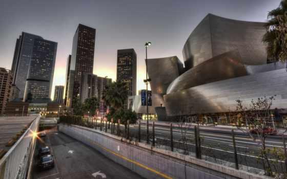 los, анджелес, город