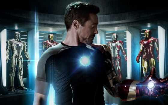 мужчина, iron, tony