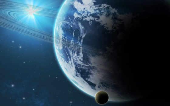 звезды, планеты