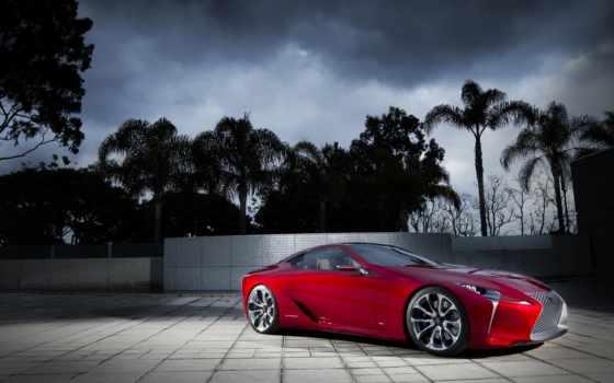 lexus, coupe, лексус, concept, car,