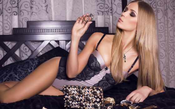 sexy, lingerie, девушка, para, stock, jewelry, svyatoslava, фото, волосы, white,