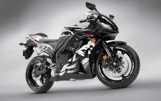 мотоциклы, самые, красивые, honda, cbr, мотоциклами,