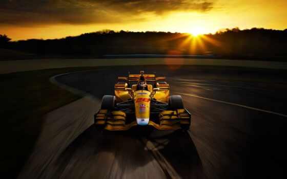race, car, honda, formula