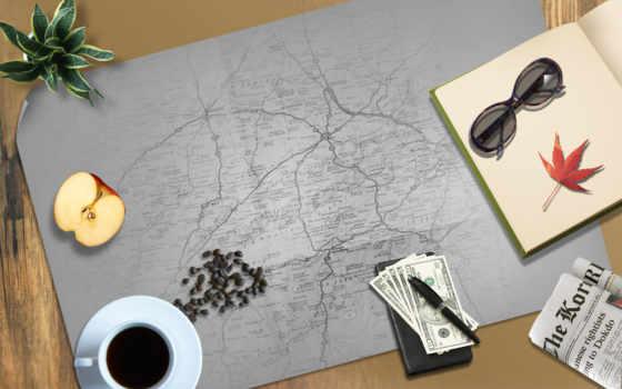 карта, creative