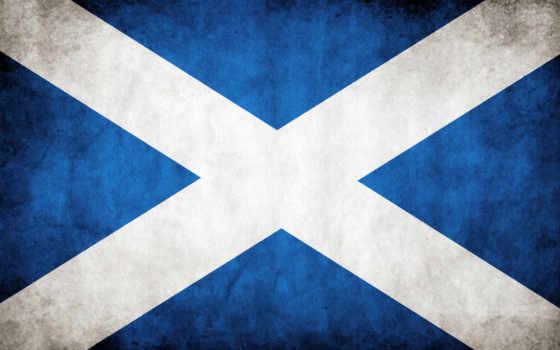bandera, escocia, fondo