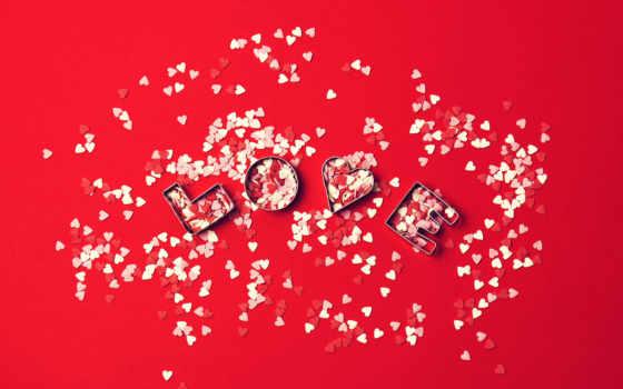 love, день, сердце, red, святого, valentine, фон, фотографий,