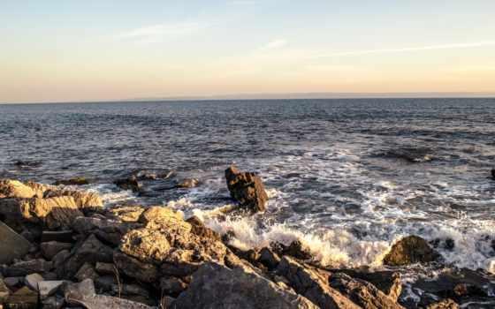 море, природа,