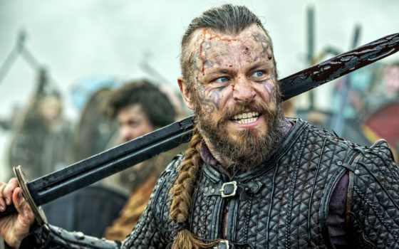 viking, serial, season