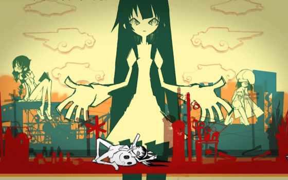 bakemonogatari, аниме