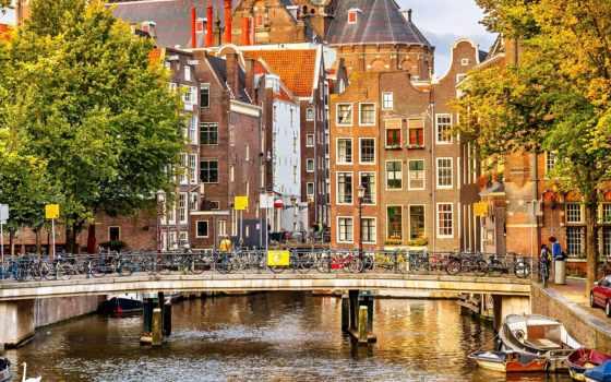 amsterdam, нидерланды Фон № 32437 разрешение 2560x1800