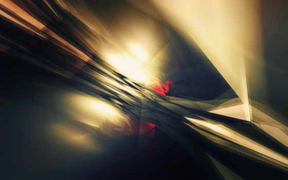 abstract, фон, огни