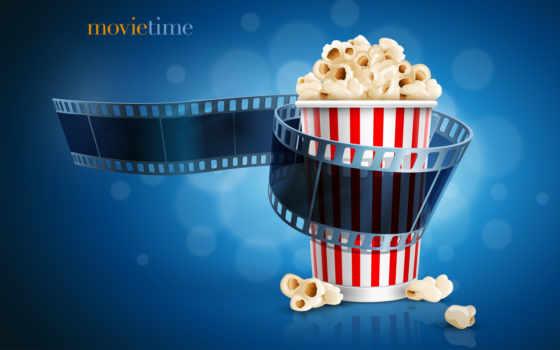 popcorn, free, movie