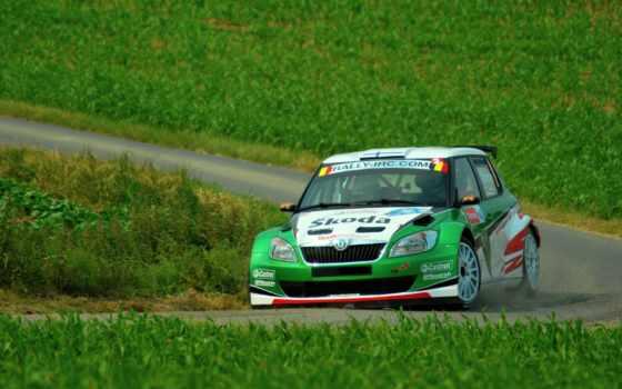 racing, car, touring,