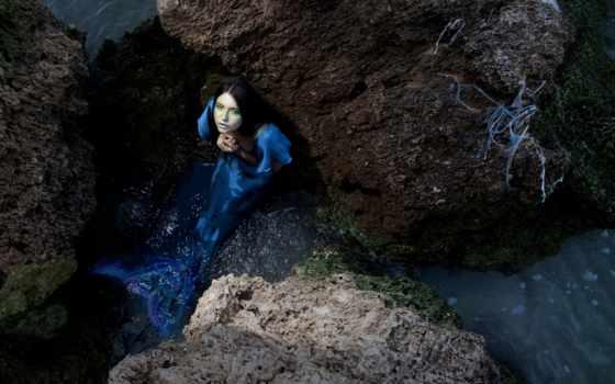 fantasy, воде, русалка, страница, found, девушка, indian, разных, kaifolog, women,