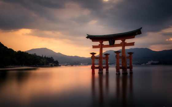 miyajima, itsukushima, shrine, oska, flickr, kyoto, гаи,