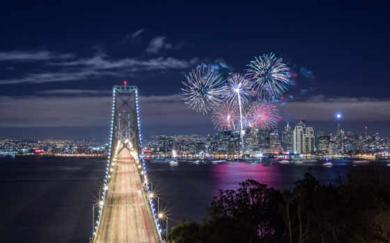 bay, яndex, коллекциях, мост, sana, fireworks, мосты, коллекции, card, мегаполисе,