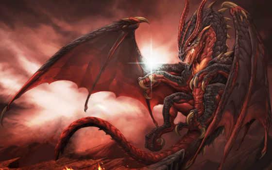 битва, дракон, добра