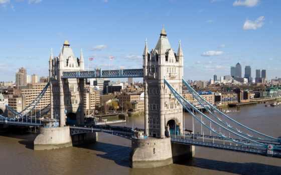 london, мост, londone