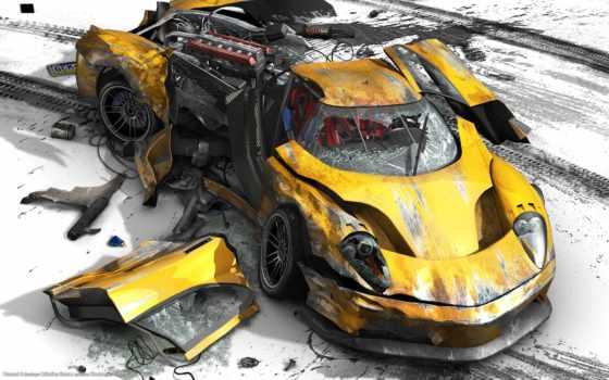 авария, burnout, машина, лом, катастрофа, broken, мотоцикл, motorstorm, апокалипсис,