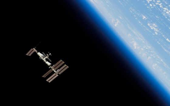 earth, космос, мкс, planet, орбита, станция,