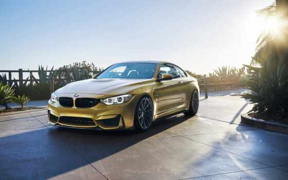 bmw, yellow, austin, vorsteiner, ff, car, wheels, coupe, тюнинг,